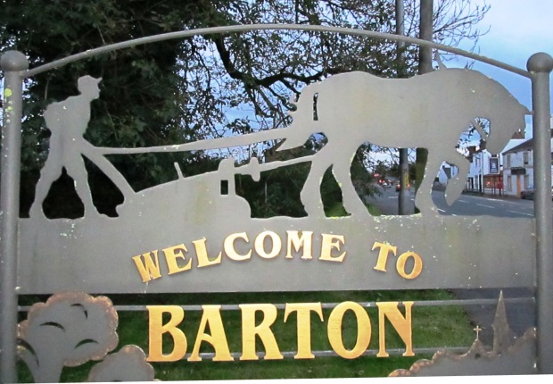 Welcome to Barton